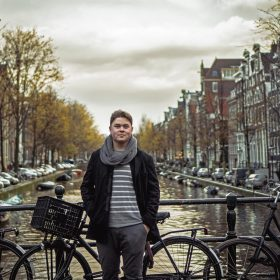 Amsterdam City photo by KCB Art