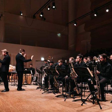 CvA Big Band & Symphony Orchestra conducted by Vince Mendoza 19.12.2019, Photocredits to Edo Lang