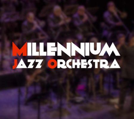 Millenium Jazz Orchestra feat Conrad Herwig Theater Bouwkunde in Deventer